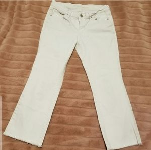 Gap Crop Jeans